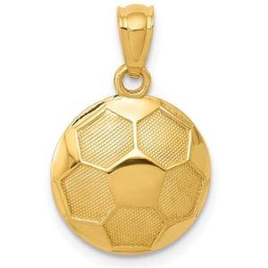 Jewelry - 14k Soccer Ball Pendant